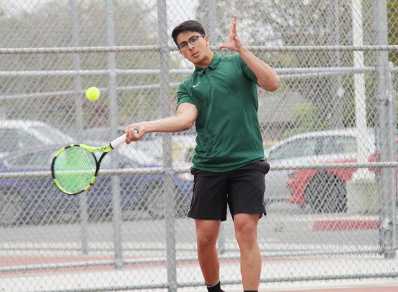 pitman boys tennis