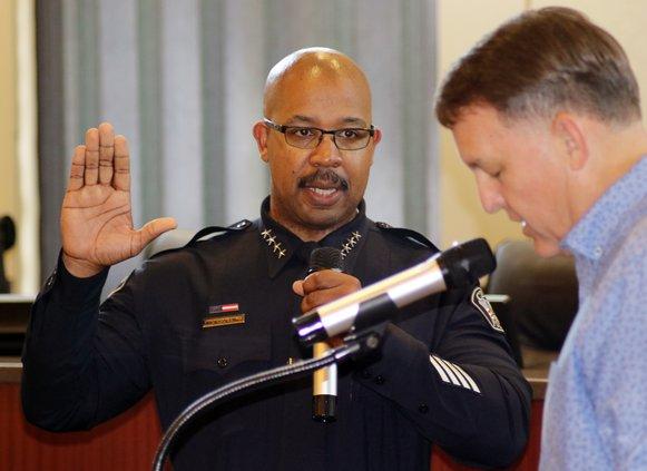 Chief Rick Collins oath.jpg