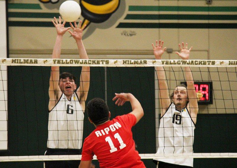 hilmar boys volley 2