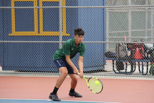 pitman boys tennis