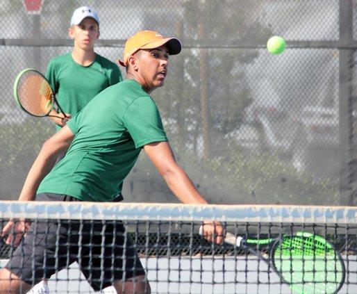 Bulletin boys tennis 2019