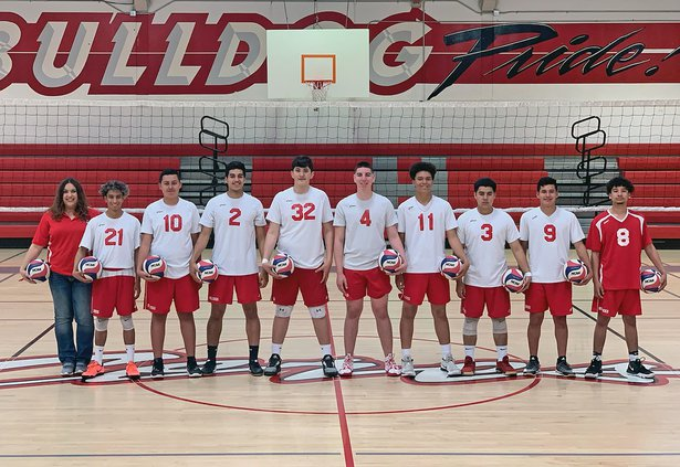 CHS volleyball May 2019