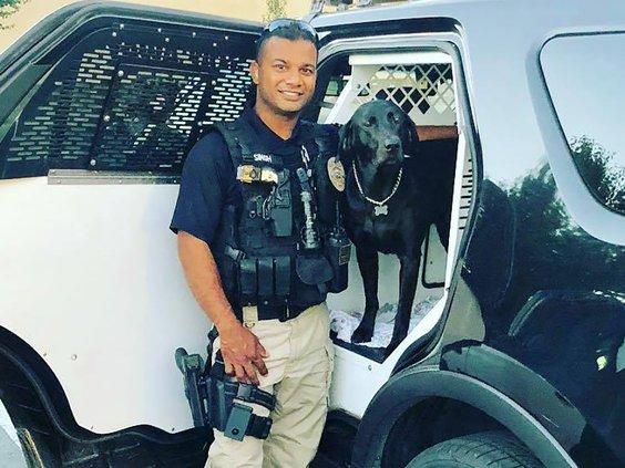 Officer Ronil Singh