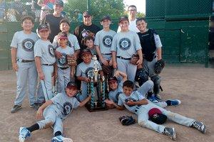 Minors city champs