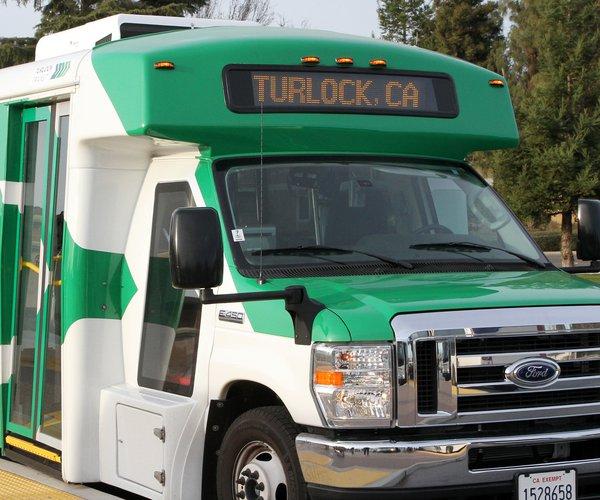 turlock transit