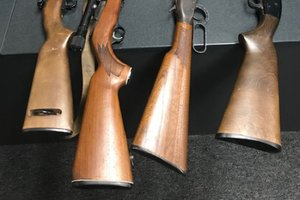 Gun cache