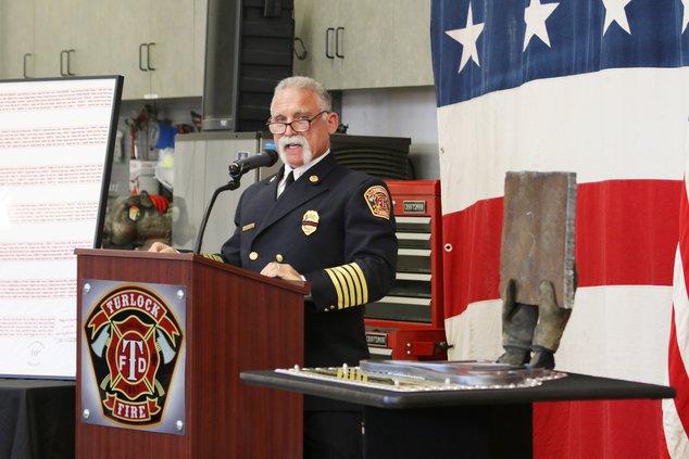 fire chief Talloni