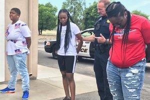 Vacaville theft arrest