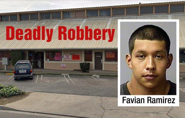 Liberty robbery