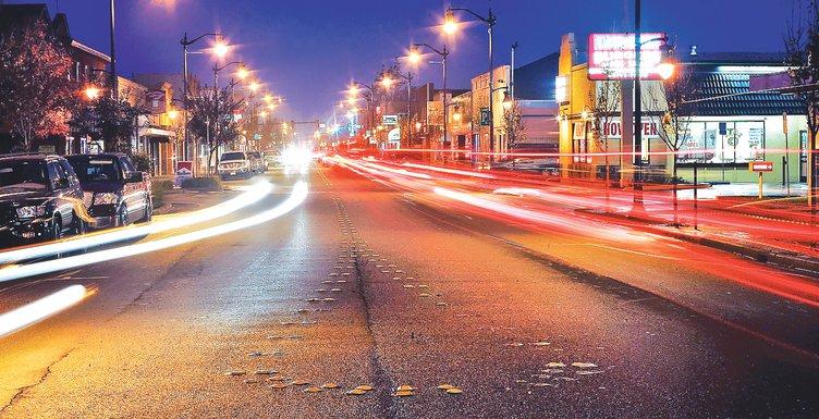downtown manteca