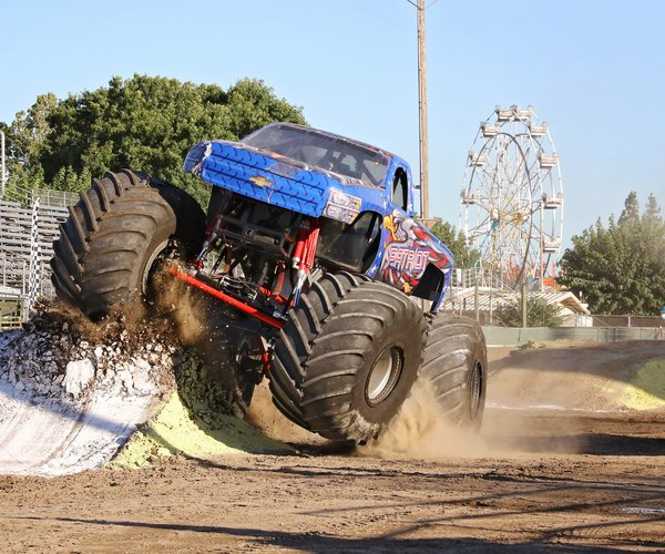 fair monster trucks