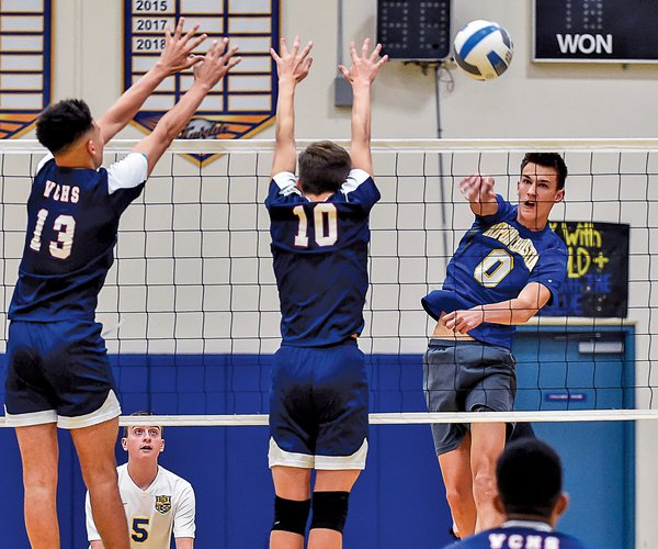 Bulletin boys volleyball 2019