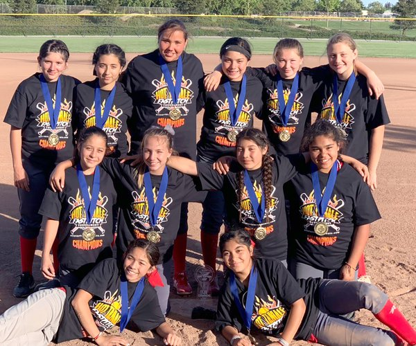 Sizzle 12s third in state - Ceres Courier