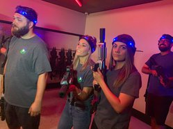 Ten Pin Fun Center laser tag