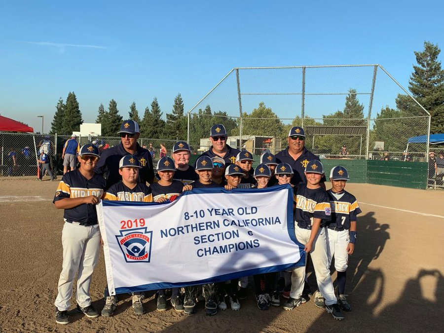 Turlock American 10s close out season with top four finish in Nor